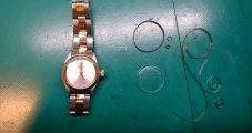 時計修理 ロレックス レディース コンビ 分解掃除/オーバーホール
