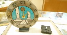 クロック修理 置時計 機械(ムーブメント)交換